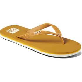Reef Seaside Sandals Men, amarillo